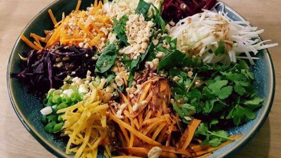 Atelier cuisine - pad thai cru