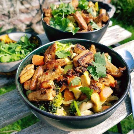 Atelier cuisine vegan