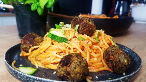 Spaghetti façon Belle et le clochard