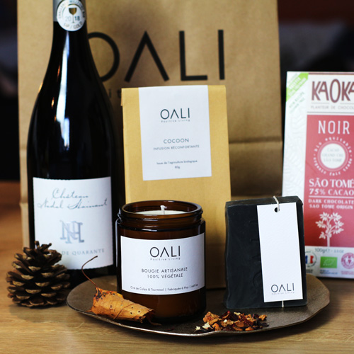 Coffret produits belges OALI
