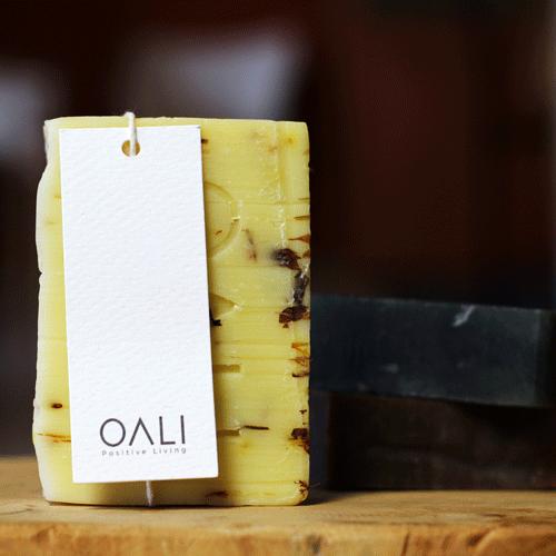 Savon artisanal belge OALI