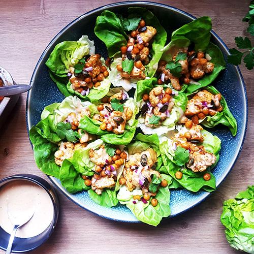 Tacos de chou-fleur
