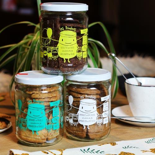 Boudines - Biscuits