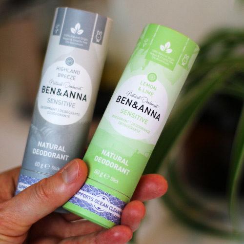 Déodorant naturel Ben & Anna