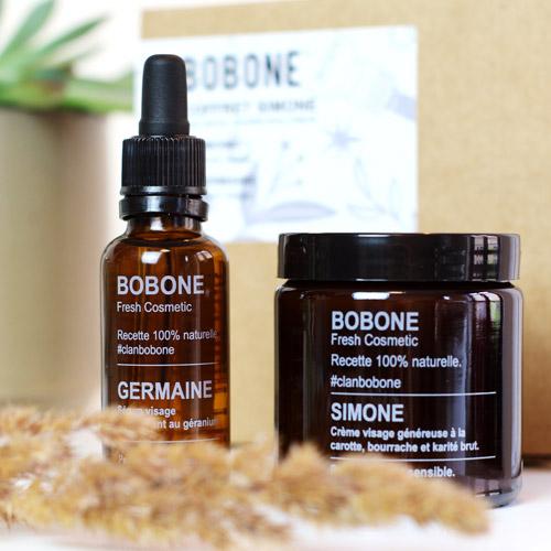 Coffret peaux sèches - Bobone