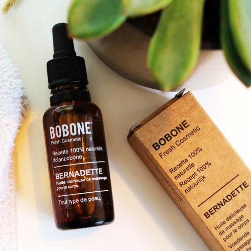 Huile de massage Bobone