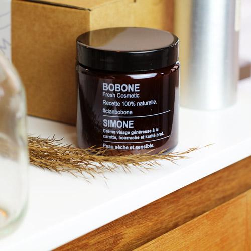 Crème visage Simone - Bobone