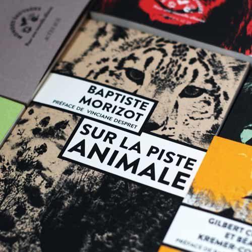 Sur la piste animale - Baptiste Morizot