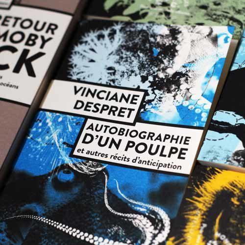 Autobiographie d'un poulpe Vinciane Despret